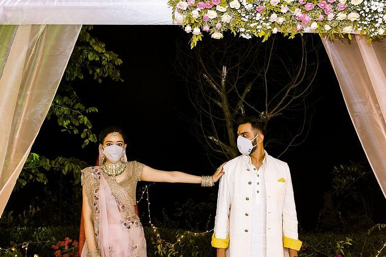 Shreya Shaparia and Dhrumill Shah