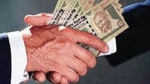 Madhya Pradesh: Revenue official caught taking bribe of Rs 25,000 in Panna
