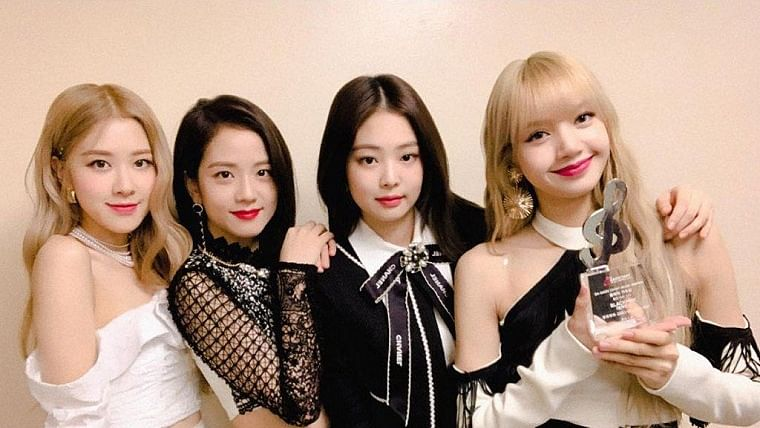 Korean girl band Blackpink to release debut album on October 2