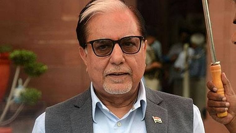 Rajya Sabha MP Subhash Chandra rents his Cuffe Parade bungalow to Chinese Consulate