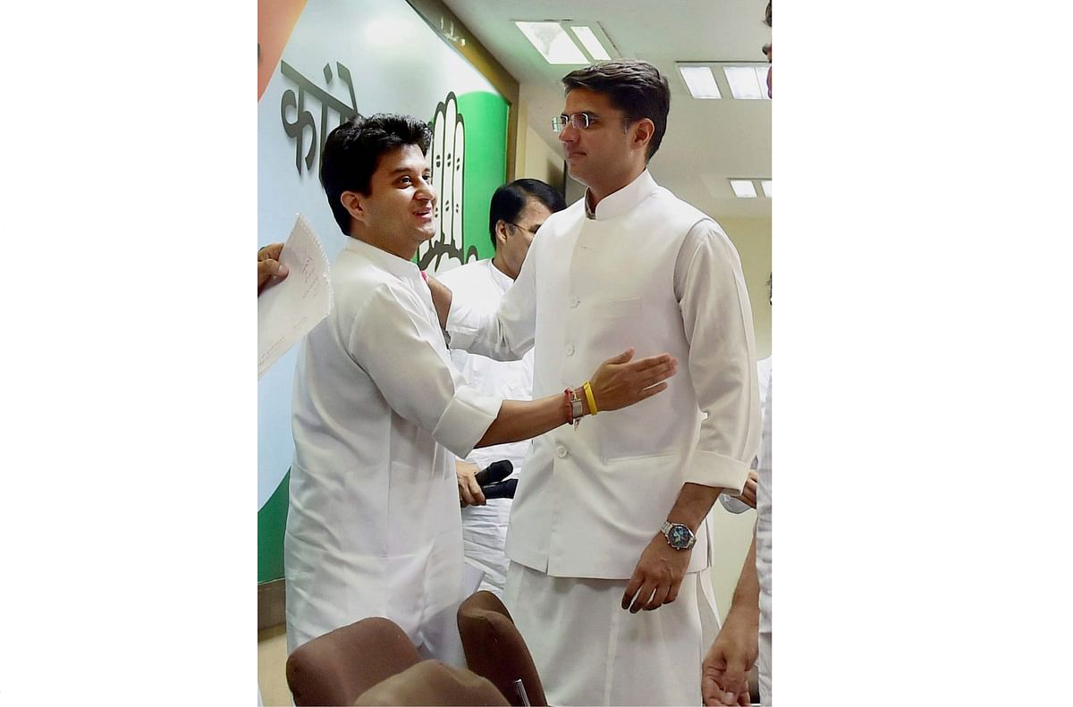 Sachin Pilot's flight of ambition grounded by Congress?