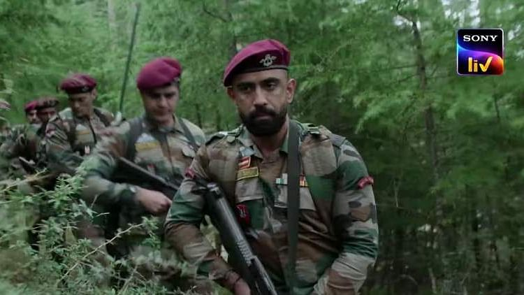 Avrodh web series review: Amit Sadh-starrer not as thrilling as Vicky Kaushal's Uri