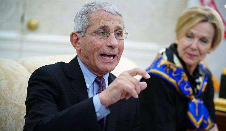 Virus could be as deadly as 1918 Spanish Flu: Dr Fauci