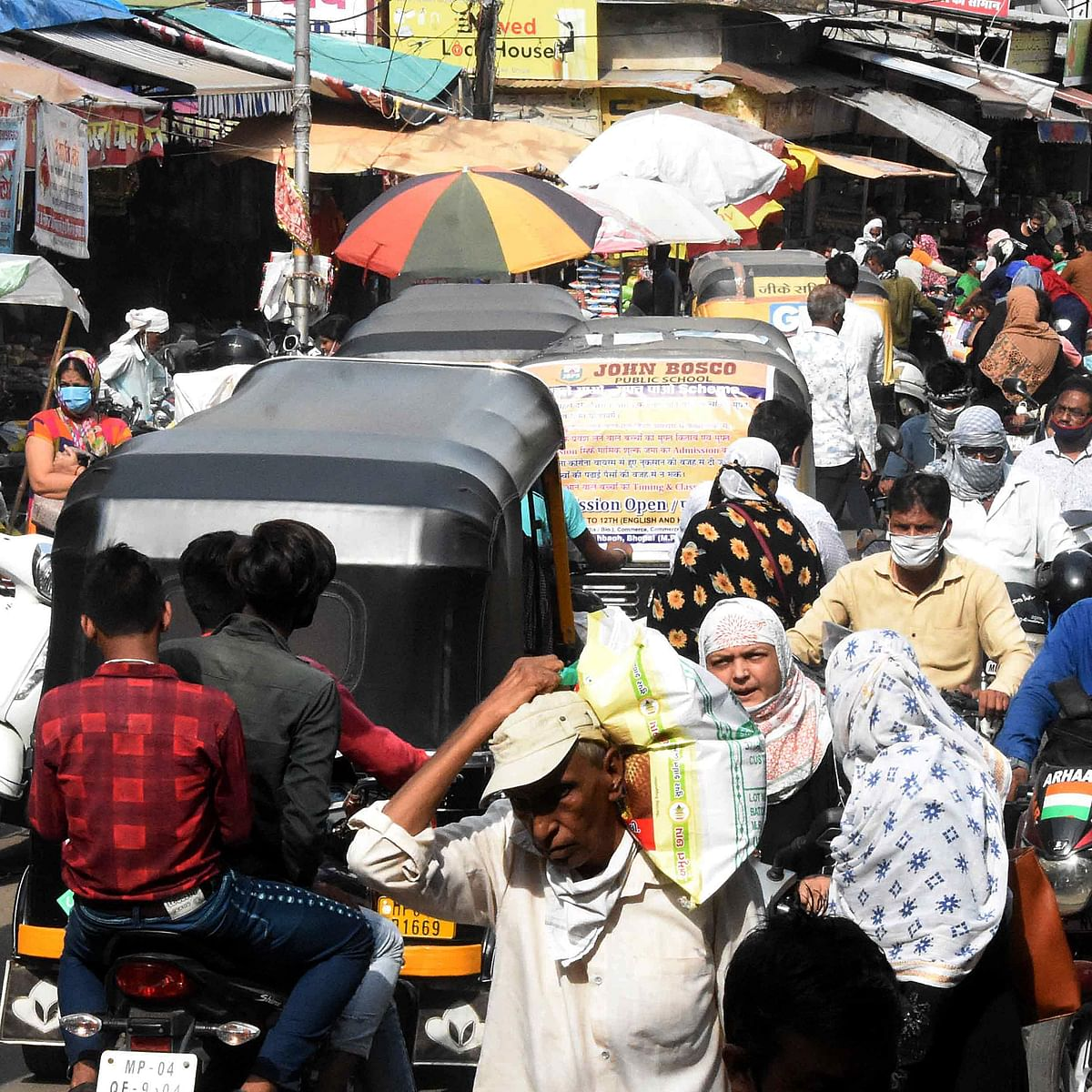 Coronavirus in Bhopal: Grocery shops, milk parlours to  down their shutters at 8 pm