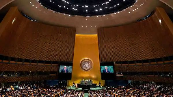 75 years of the UN: General Assembly adopts forward-looking declaration to mark occasion