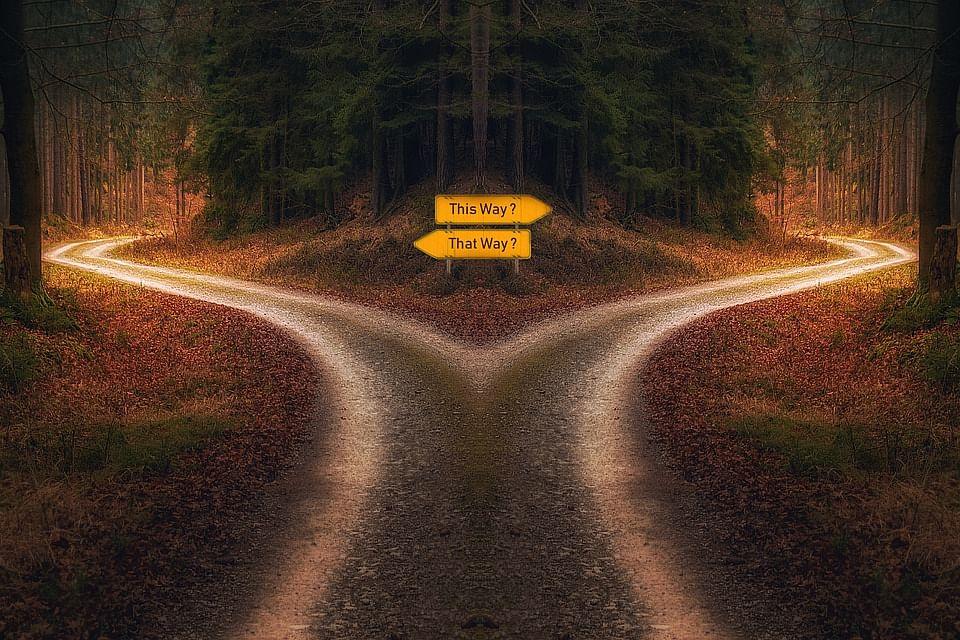 Guiding Light: Choices