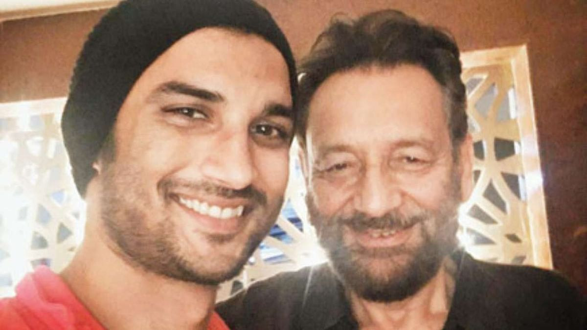 Shekhar Kapur wants to dedicate 'Paani' to Sushant Singh Rajput; fans suggest crowd funding for the film