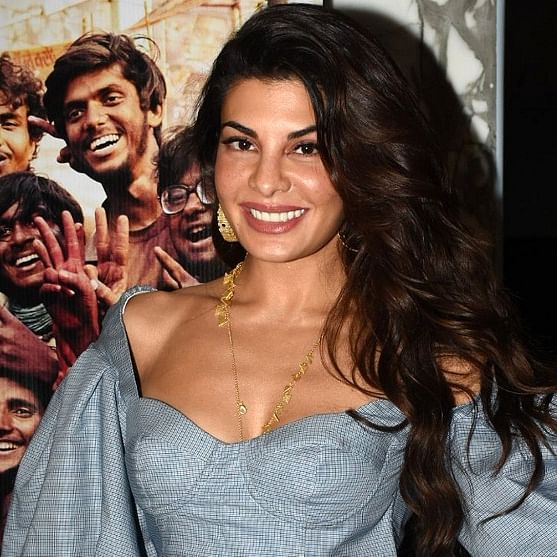 Jacqueline Fernandez says yoga helps her deal with anxiety