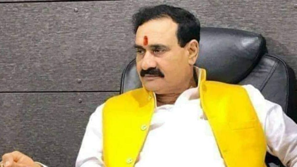 Madhya Pradesh: Congress had abolished all law and order in its governance, alleges Narottam Mishra
