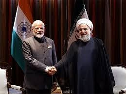 Did not drop India from rail project: Iran