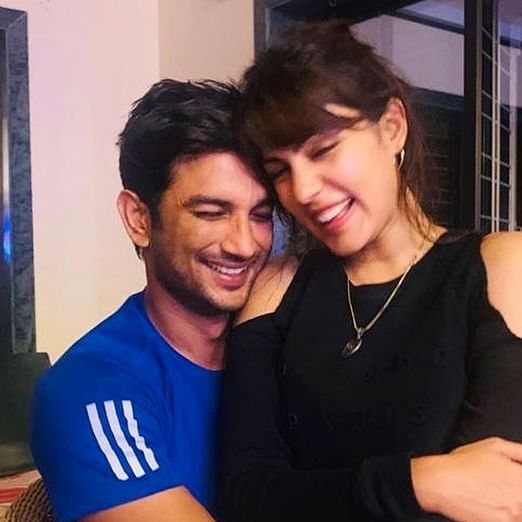 'Rhea Chakraborty not in touch, she is absconding': Bihar DGP on Sushant Singh Rajput's death probe