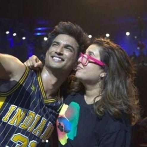 Farah Khan recalls choreographing 'Dil Bechara' title track for Sushant Singh Rajput