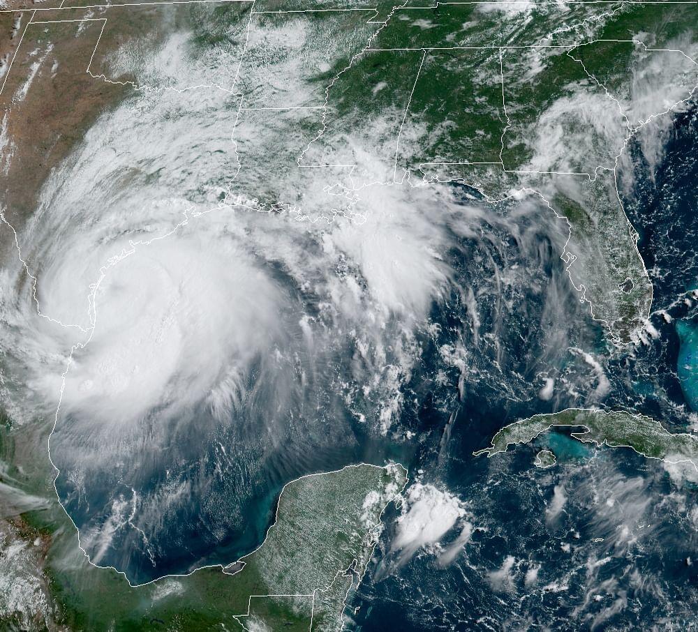 Storm Hanna is Atlantic season's 1st hurricane