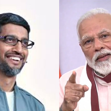 FPJ Fast Facts: 5 things PM Modi and Google CEO Sundar Pichai discussed via video conference