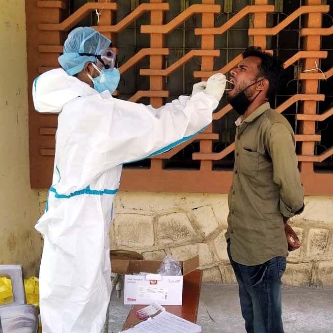 Bhopal: With 199 new positive Corona positive cases breach 6,000 mark