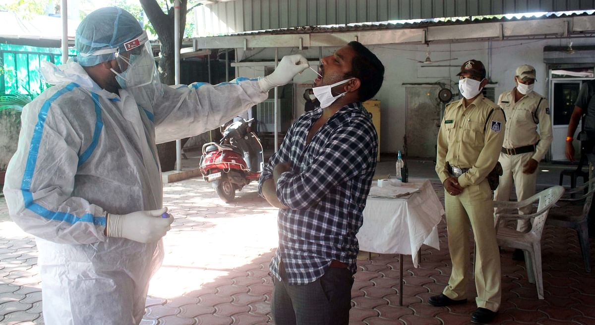 Coronavirus in Bhopal: No let-up in cases as 218 more test positive