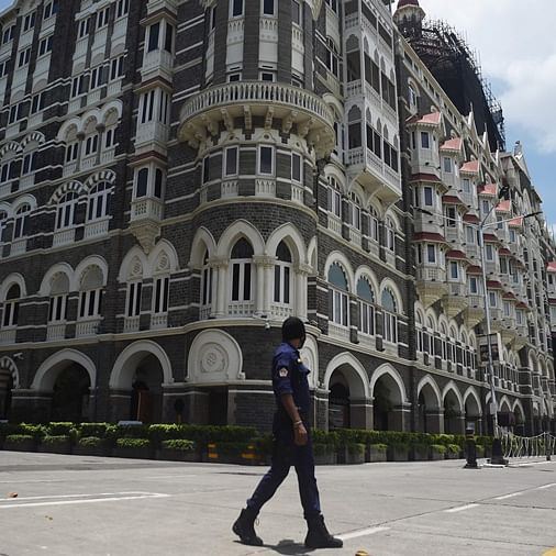 Mumbai Police registers FIR against unknown person over threat call to Taj hotels
