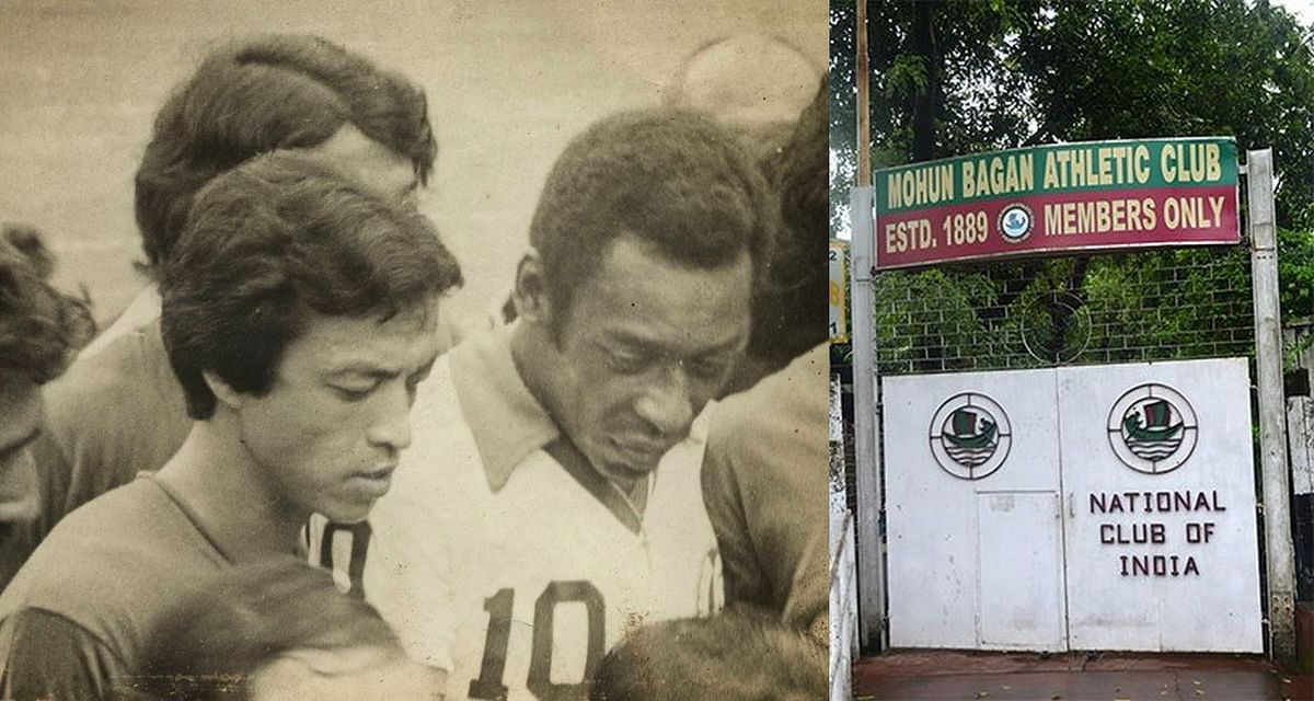 Did you know? ATK Mohun Bagan is part of iconic Club of Pioneers which lists oldest football clubs of each country