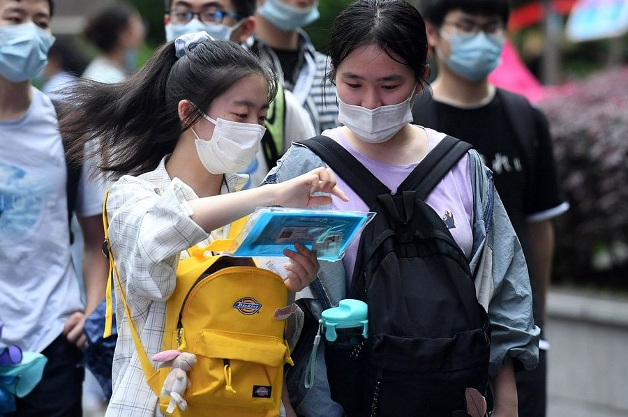 China Focus: Over 10 million take China's college entrance exam amid tightened epidemic prevention