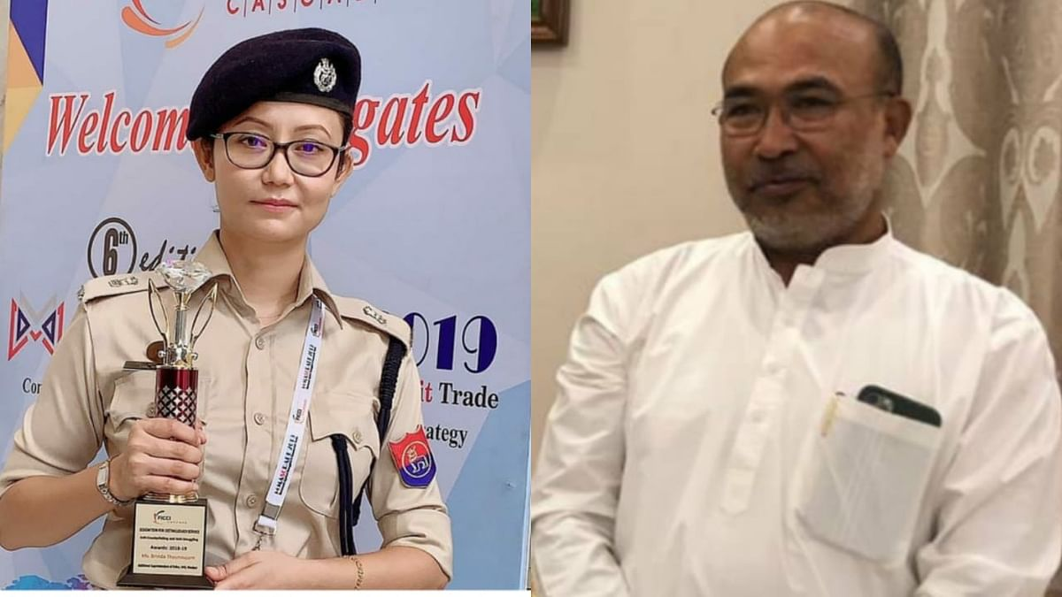 Lady top cop claims Manipur CM 'pressurised' her over arrested drug lord: What we know so far