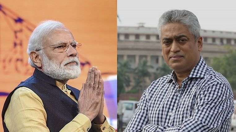 When Rajdeep Sardesai cancelled PM Modi for not speaking English