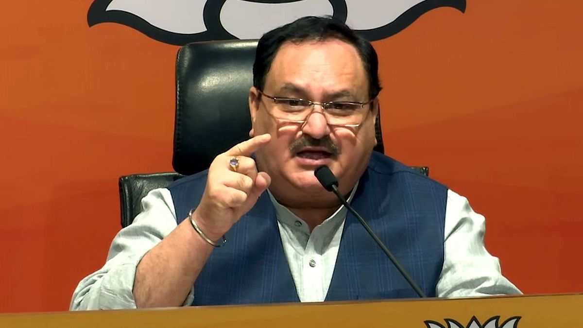 BJP will ensure lotus blooms alone in Maharashtra: JP Nadda's birthday gift for Uddhav Thackeray