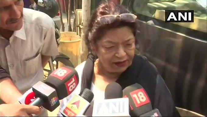 Choreographer Saroj Khan dies of cardiac arrest, aged 72