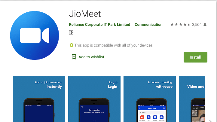 JioMeet joins 'local ke liye vocal' call as India bans Chinese apps