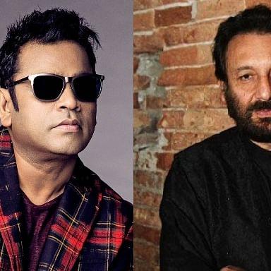 Shekhar Kapur, AR Rahman collaborate to launch an initiative on mental health awareness in India