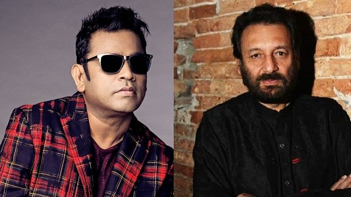 Shekhar Kapur, AR Rahman collaborate to launch an initiative on mental health awareness in India