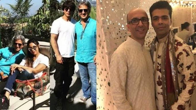 BJP asks Bollywood to renounce its links with Pak ISI agents after pictures with 'anti-India activists' went viral