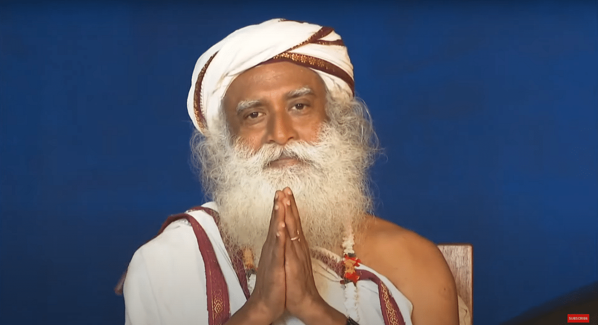 'One drop of spirituality' to every human being: Sadhguru shares vision for the planet