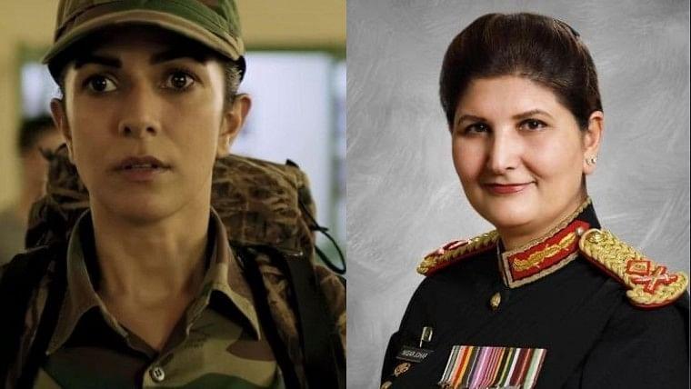 Twitter in splits after leading media house mistakes actor Nimrat Kaur for Pakistan Army's first female Lt Gen Nigar Johar