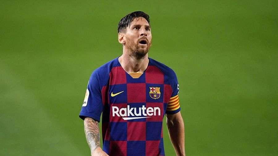 La Liga says Lionel Messi's current Barcelona deal valid, future club will have to pay €700m exit clause