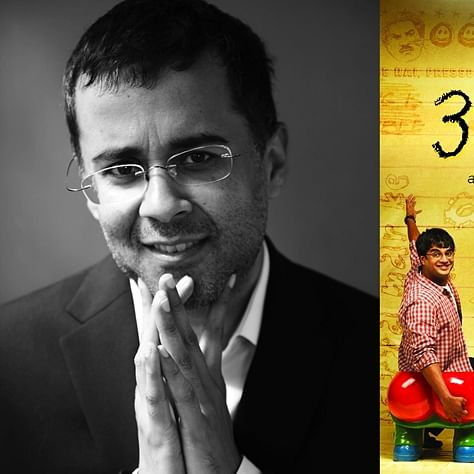 'Drove me close to suicide': Chetan Bhagat slams '3 Idiots' producer Vidhu Vinod Chopra