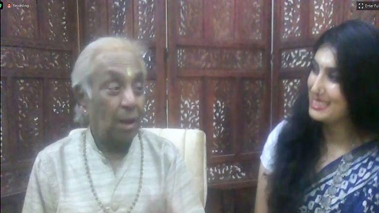'Dance is beyond gender and age': Pt Birju Maharaj shares his lifelong love affair with kathak
