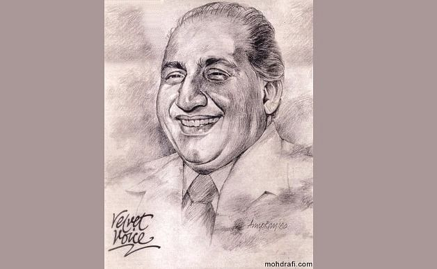 What have we done to retrieve Mohammed Rafi's numerous lost songs?
