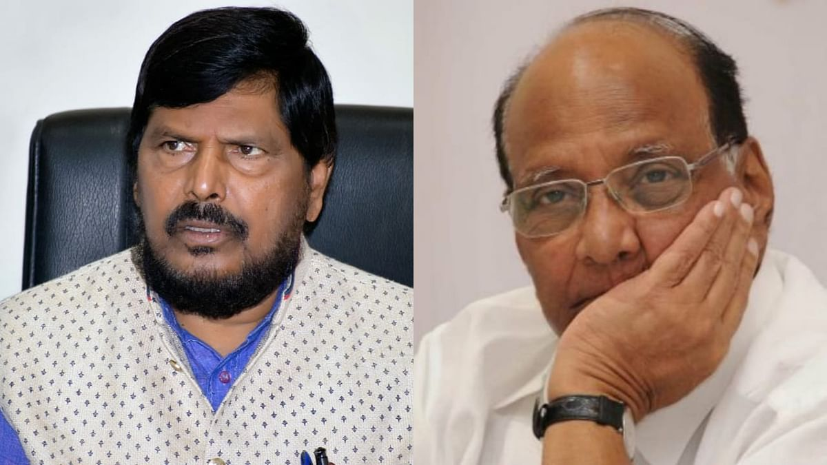 Sharad Pawar should take lead in resolving farmers' stir: Ramdas Athawale
