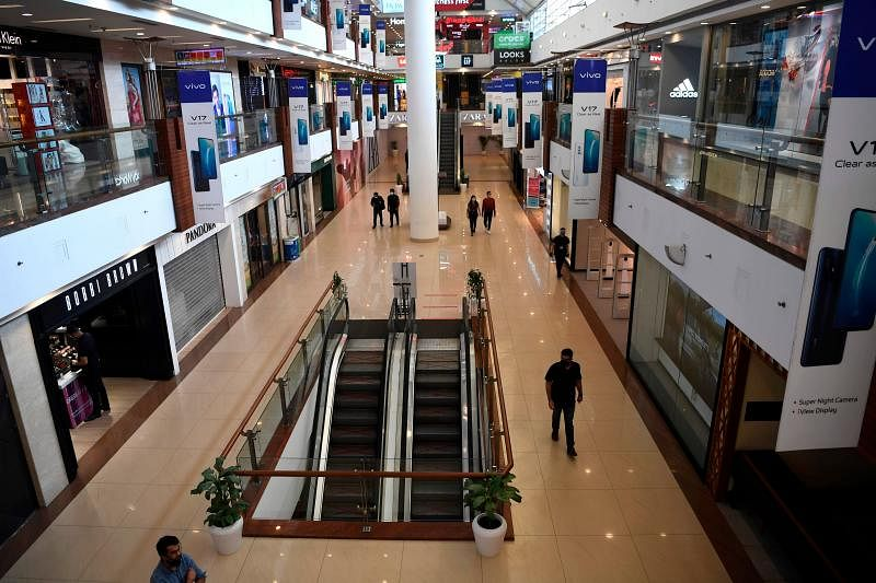 With 5 mn jobs at stake, a pall of gloom descends on malls