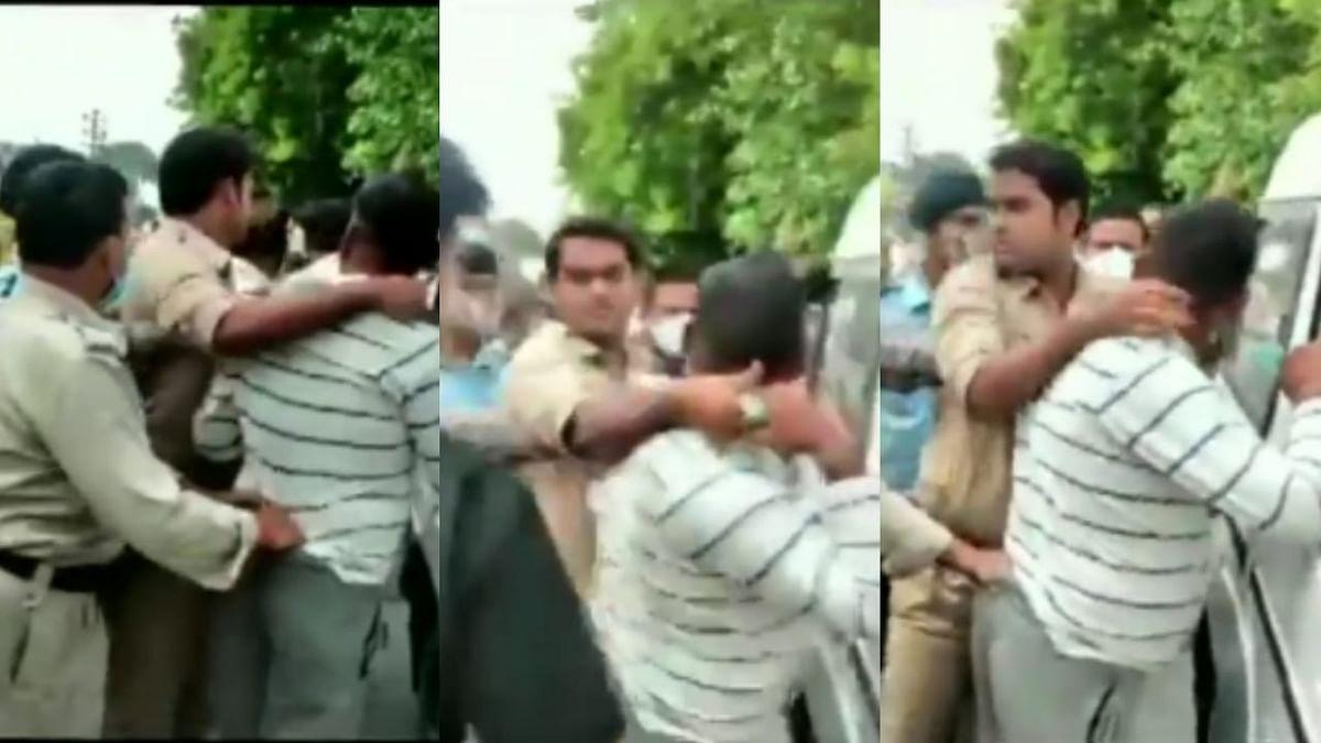 Arrest of gangster Vikas Dubey: Priyanka Gandhi demands CBI probe, Digvijaya Singh terms the event as 'sponsored surrender'