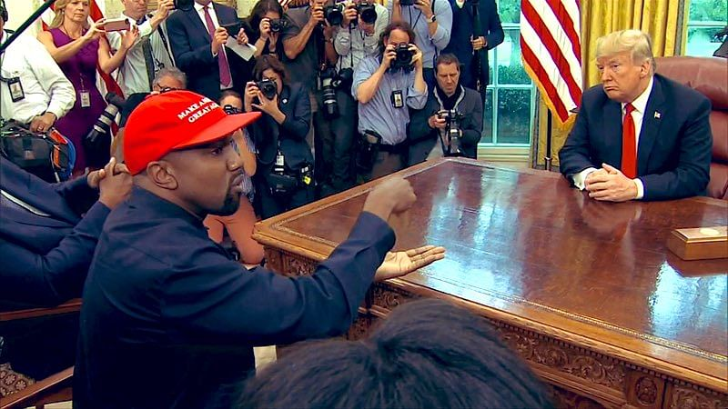 Watch out Trump: Rapper Kanye West announces he's running for US Presidential Elections; bags support from Elon Musk