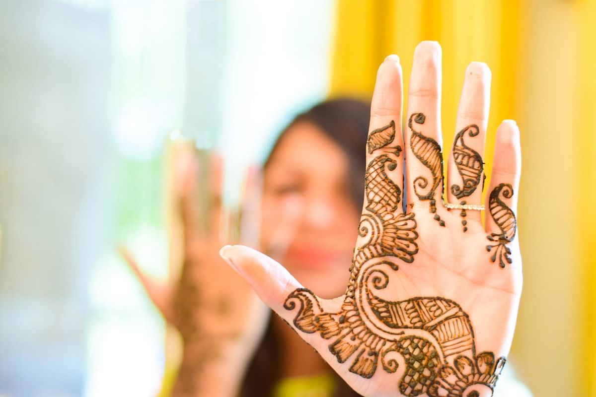 Eid al-Adha 2020: Beautiful mehendi designs you can try out at home