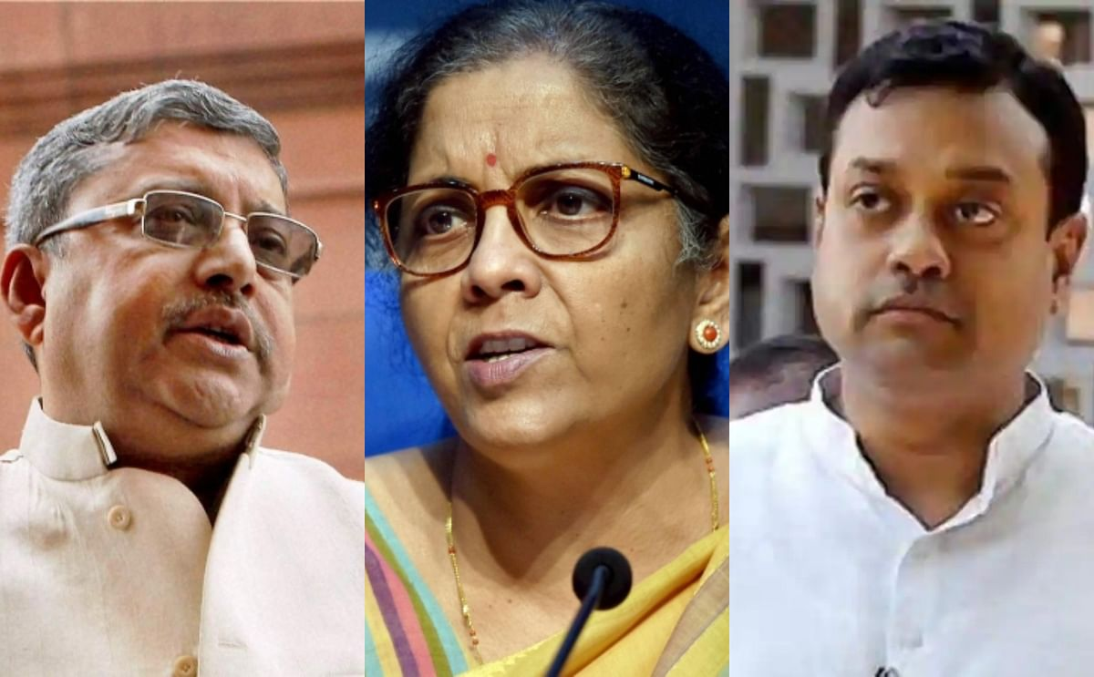 'Not only racist but misogynist': Sambit Patra lashes out at Kalyan Banerjee for calling Nirmala Sitharaman 'Kala Nagini'