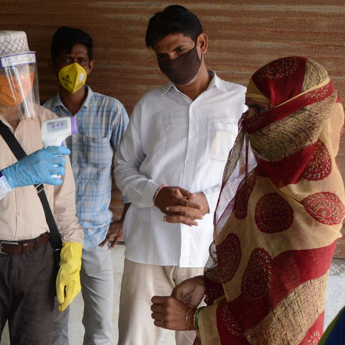 Coronavirus in Mumbai: 29 people staying from Mankhurd facility for special people test positive for COVID-19