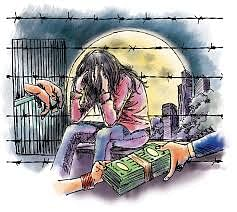 Cover-up of girls' trafficking in UP?