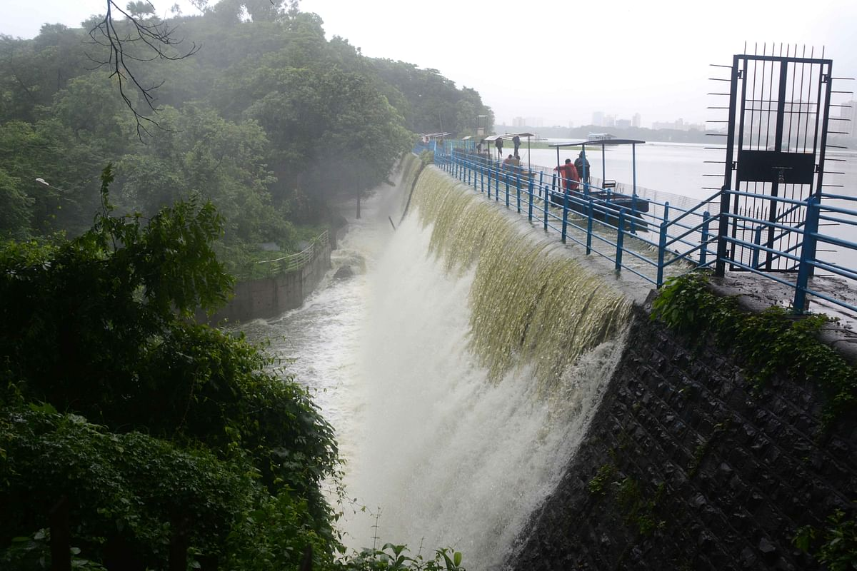 Mumbai Rains: How high will the seven lakes rise in Mumbai, Thane and MMR?