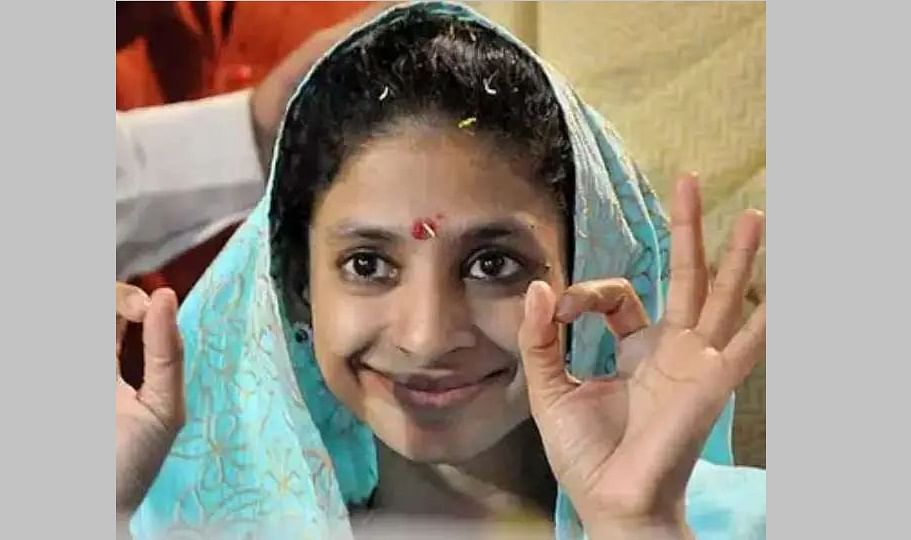 Indore: Pakistan returned speech impaired Geeta leaves ashram, shifts in Aanand Society in Vijaynagar
