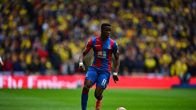 Scared to look up my direct messages on social media, says Wilfried Zaha