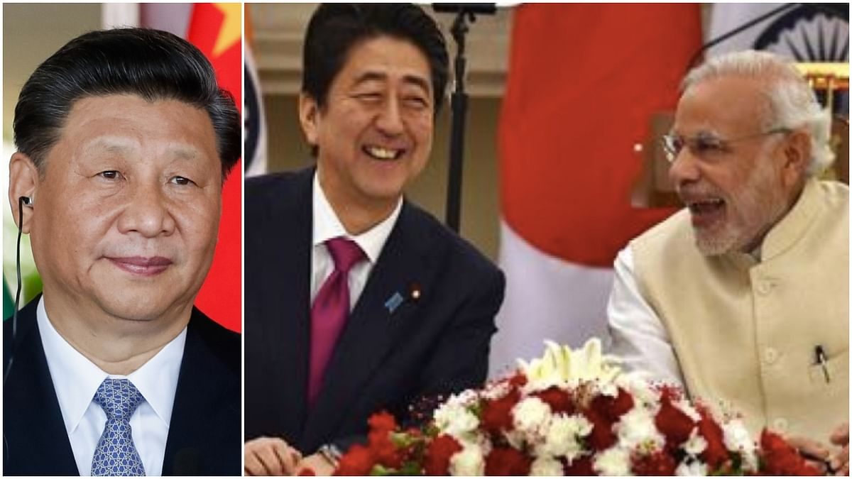 Watch: Epic Indian cartoon mocking Xi and backing Modi airs on Japanese TV