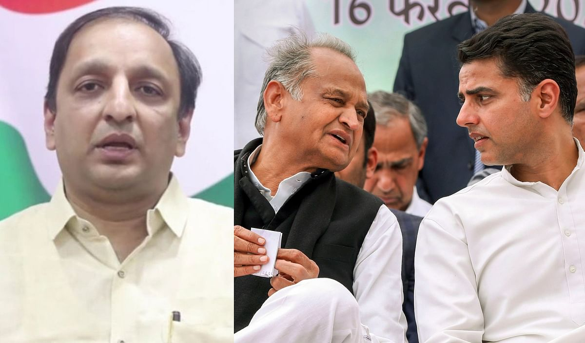 Rajasthan Political Crisis: Now, Maha Congress claims over Rs 500 cr was collected from Mumbai to topple Gehlot govt